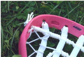 Lacrosse Stick by lovestruckmess