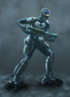 Future Soldier Concept by Antharias