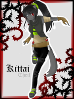 PoaF: Kittai by SnowyCakes