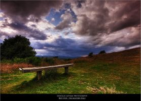 Rest Stop - The Malvern Hills by DL-Photography