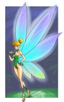 Tink evolve color by IZRA