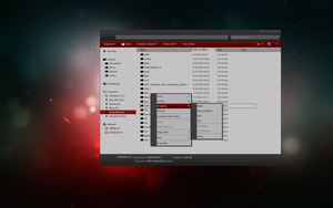 AMD Windows theme WIP by yorgash