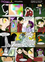 Onlyne Z Chap.3-From the Past for the Future 12 by BiPinkBunny