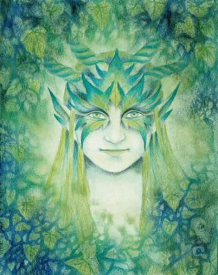 Forest Spirit 5 by Lhox