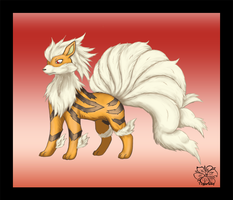 Arcaninetails. by tigersylveon