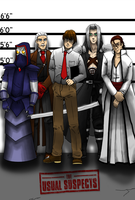 The Usual Suspects by Poe-Raven