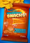 Cartaz Snacks by Adrean-BC
