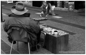 Street Merchant by bcdirector