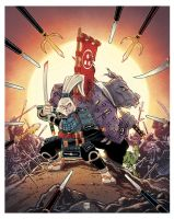 Usagi Yojimbo Final by timshinn73