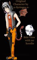 Halloween outfit by o0Syringes0o