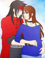 Vincent and Rain by ChibiKinesis