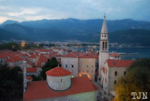 Old Budva by nspnott