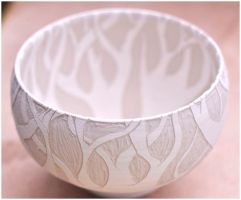 Chawan Tree WIP II by ClaireBriant