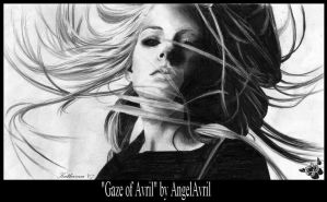 - Gaze of Avril - by AngelAvril