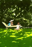 Garden time. by PascalCampion