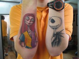 Jack And Sally. by Brian33