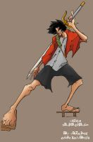 mugen of samurai champloo by keitaro021781