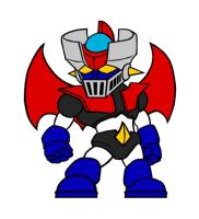 Mazinger Z by Gundamjack
