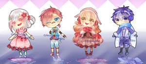 Collab: Seasons Adopt (OPEN) by AkuToSeigi