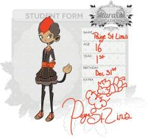 Ataraxia Academy App: Paige by simply-simplcity
