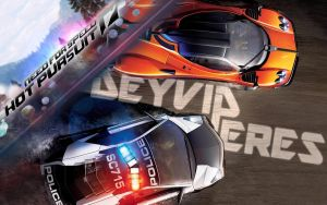 Need for Speed Hot Pursuit by deyvidperes