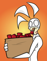 Box of chocolates by Dr-Hazmat