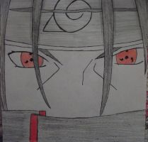 Itachi by lyrablaze