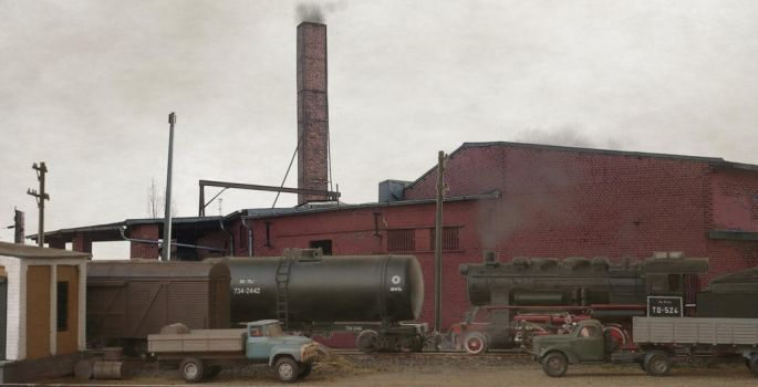 Russian industrial scene 2 by jpachl