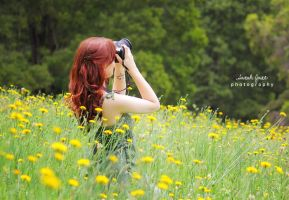 Behind the lens by Whimsical-Dreams