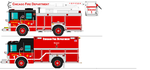 Chicago Fire Department Squad Company 1 by RESCUETECH06