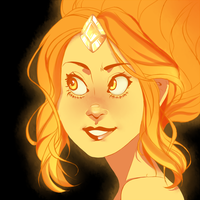 Flame Princess by xXischaXx
