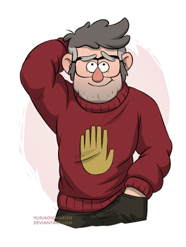 Ford in a Sweater by YurikoSchneide