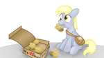 Cheer up Derpy by 041744