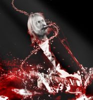 Kurt Cobain by G4b-Art