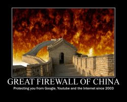 Teh Great Firewall by Nemu-Asakura