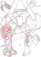 knuckles went to far by raven-the-hedgehog