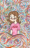 Attention Deficit Disorder by Kittychan2005