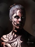 Face/Body Paint by takalonti