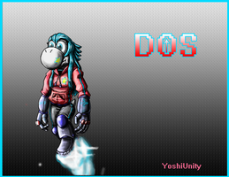 DOS - New Friend Character by yoshiunity