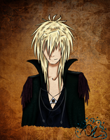 . : The Goblin King : . by Your-Decrepit-Memory