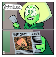 Corn on the clod by Wazzaldorp
