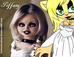 ~Tiffany Ray~ by GothicSoulIzzy