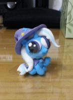 GNP Trixie's face clay by FrostHill