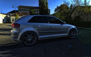 AUDI A3 by 3DEricDesign