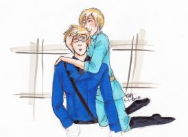 APH Sweden  and Finland by AnnHolland