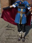 Cape - Marth cosplay by Aedes-cosplay