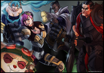 League of Legends Mix up by Frost7