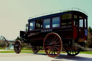 Grand Hotel Carriage by ParadoxGirl411