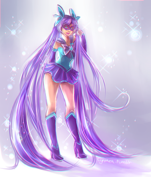 Sailor Twilight Commish by Cynthea83