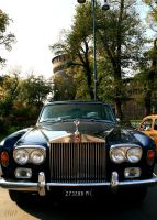 rolls royce front by troubleacm